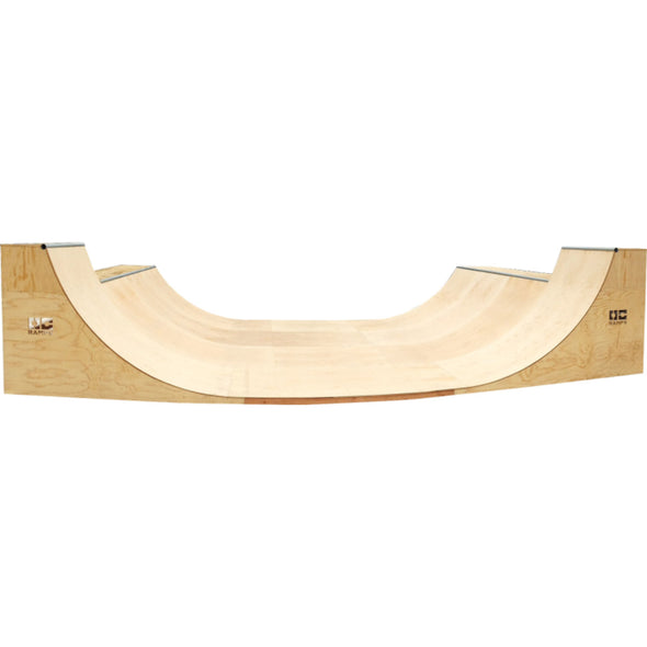 3.5Ft Tall X 16Ft Half Pipe + 2Nd Layer + Extension