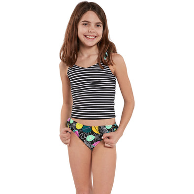 GIRLS JUICED TANKINI SET
