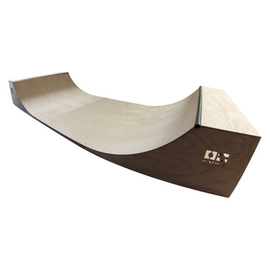 3Ft Tall X 8Ft Wide Half Pipe