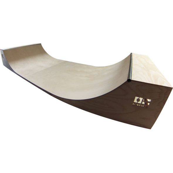 3Ft Tall X 8Ft Wide Half Pipe + 2Nd Layer