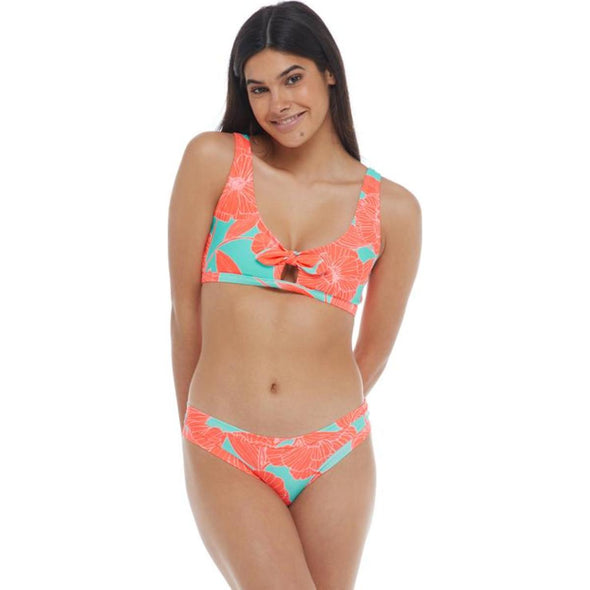 Tikahau May Scoop Bikini Top - Combo Spark