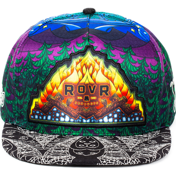 Rovr X Phil Lewis Campfire Snap Back L/Xl