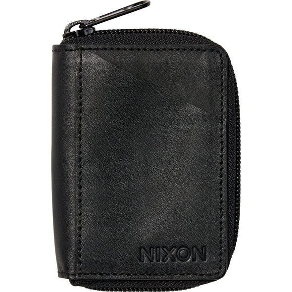 Orbit Zip Card Leather Wallet