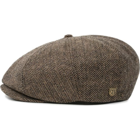 BROOD SNAP CAP - TAUPE/BROWN