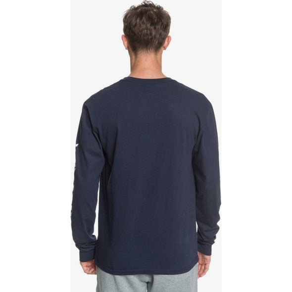 Comp Logo Long Sleeve Tee