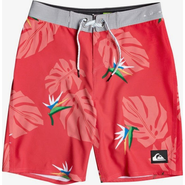 "Boys 8-16 Highline Paradise 18"" Boardshorts"