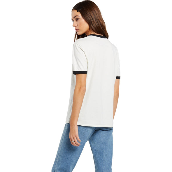 TRULY RINGER TEE
