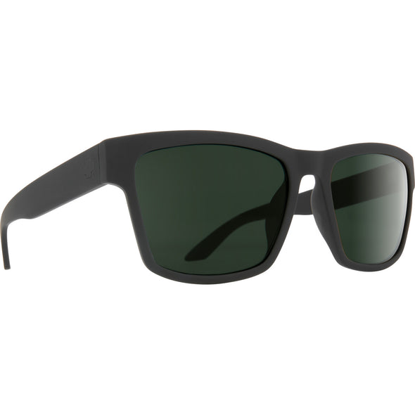 Haight 2 SOSI Matte Black - HD Plus Gray Green Polar