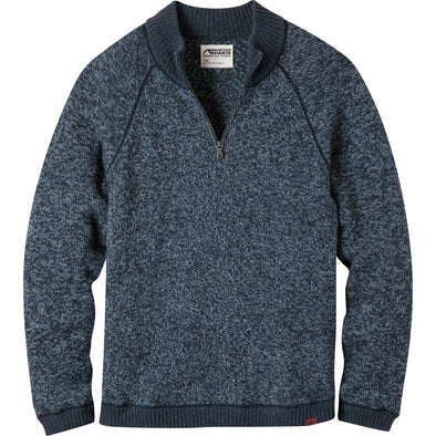 Men's Crafted QTR Zip Sweater