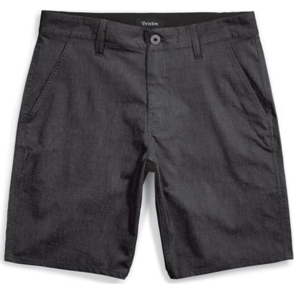 Toil X Short - Black