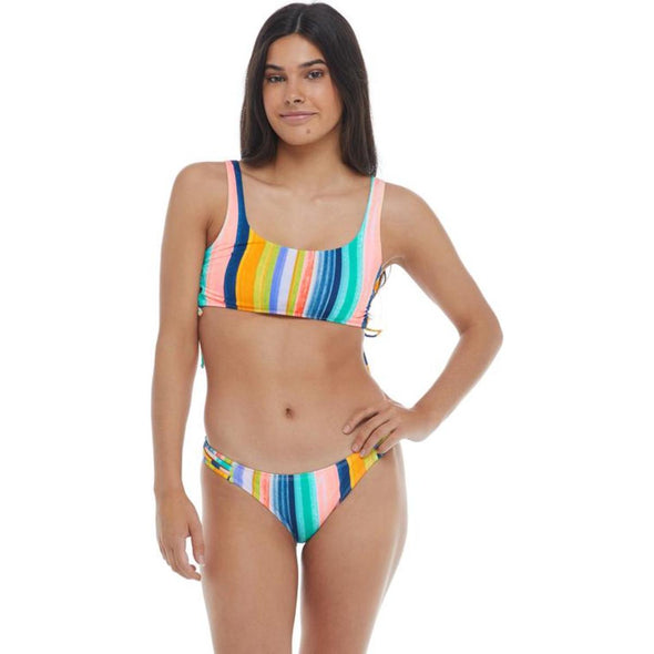 Havana Nights Maxim Tank Swim Top - Combo Multi