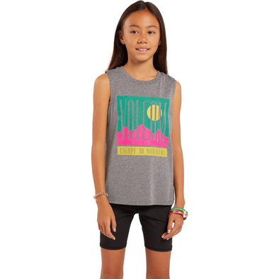 GIRLS VOLCOM LOVE TANK
