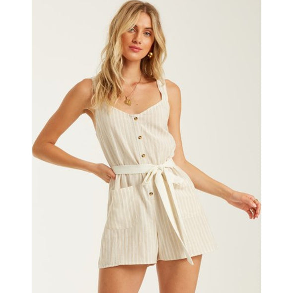 All Happening Romper