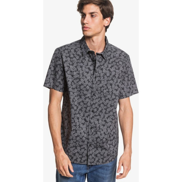 Dots Flower Short Sleeve Shirt
