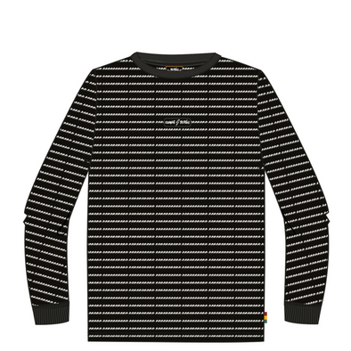 BOLT STRIPE LS