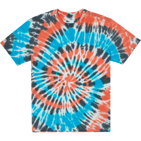 EMBROIDERY TIE DYE SS