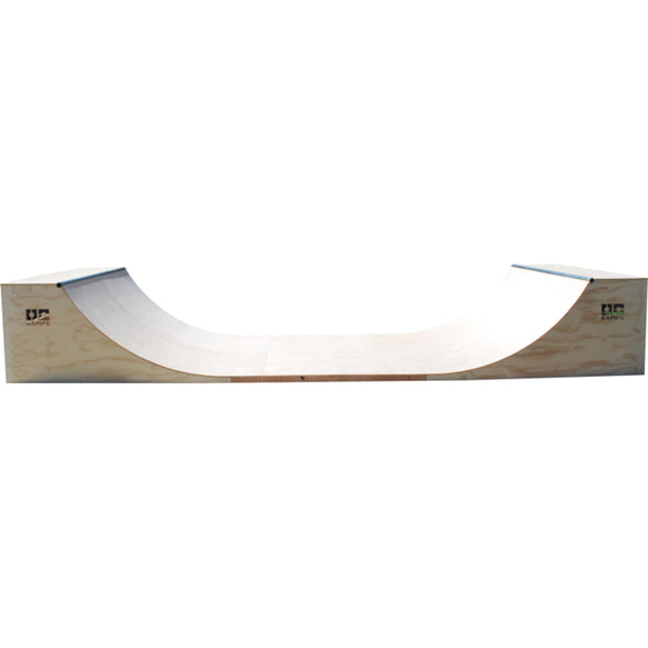 3.5Ft Tall X 8Ft Wide Half Pipe + Extension