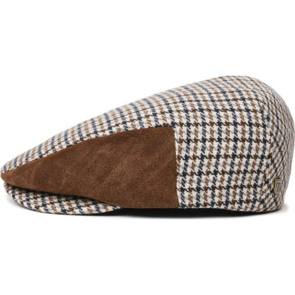HOOLIGAN II SNAP CAP - VANILLA/BROWN