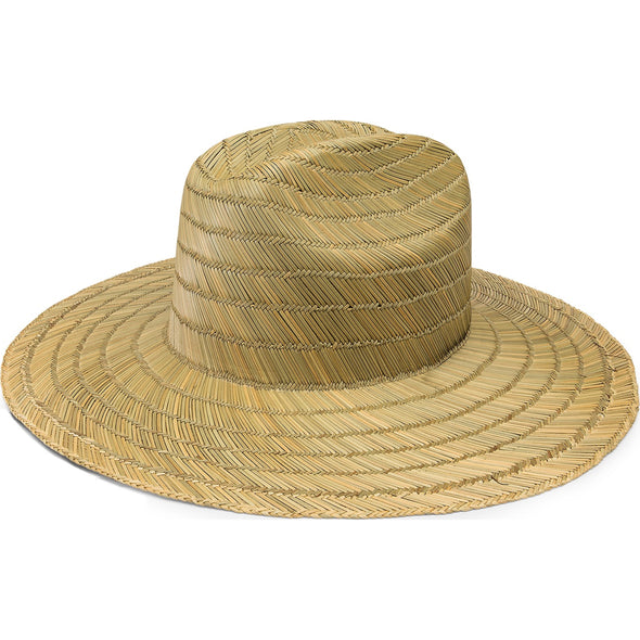 QUARTER STRAW HAT
