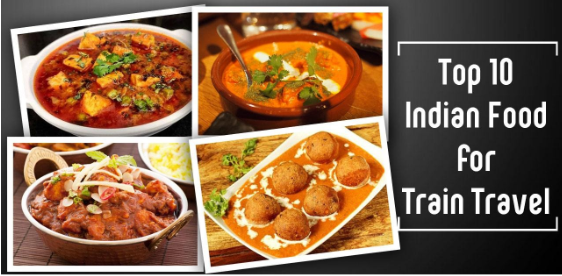 Hungry on the Train? Order These Top 10 Indian Food on the Train via RailMitra