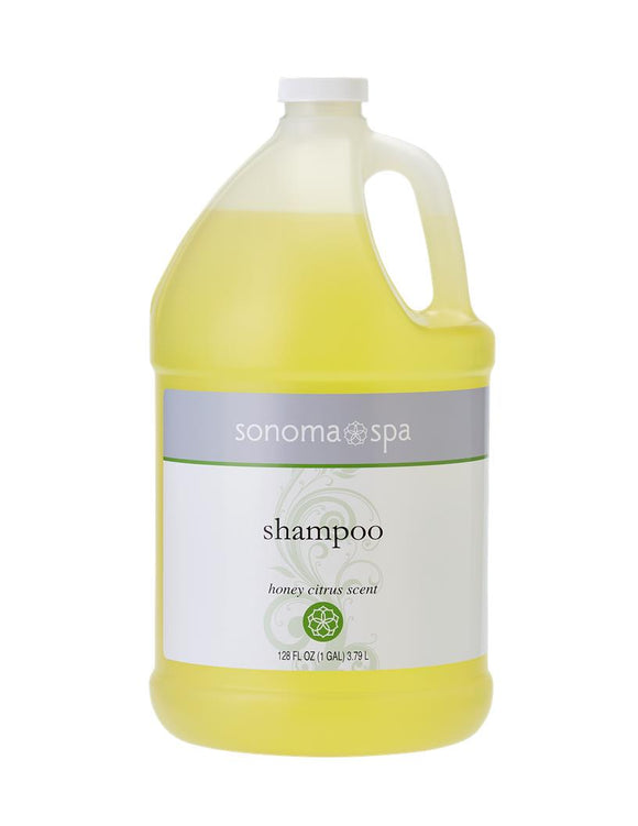 Sonoma Spa Honey Citrus Shampoo. (1GAL)