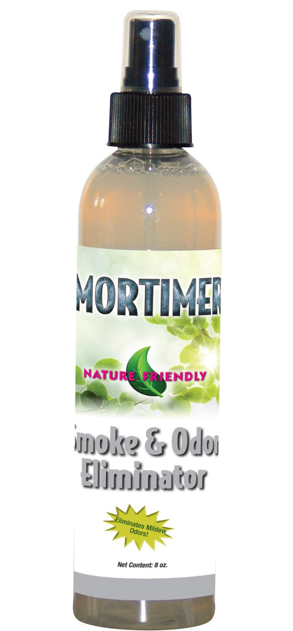 Smoke & Odour Eliminator deodorising air freshener spray