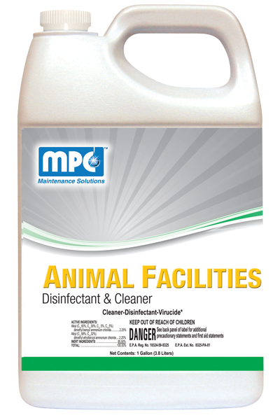 Animal Facilities Disinfectant & Cleaner (1GAL)