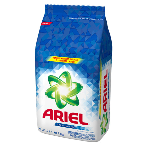 Ariel Laundry Powder Bag 70oz