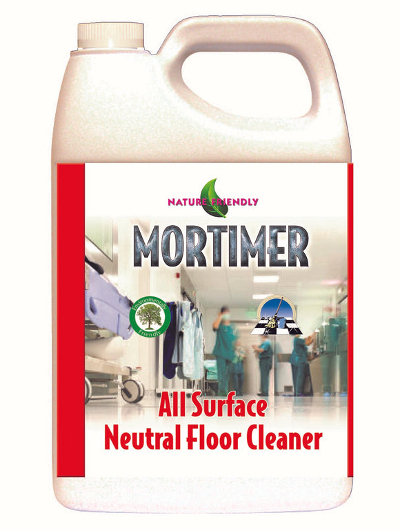 All Surface Neutral Floor Cleaner (1GAL) Nature Friendly