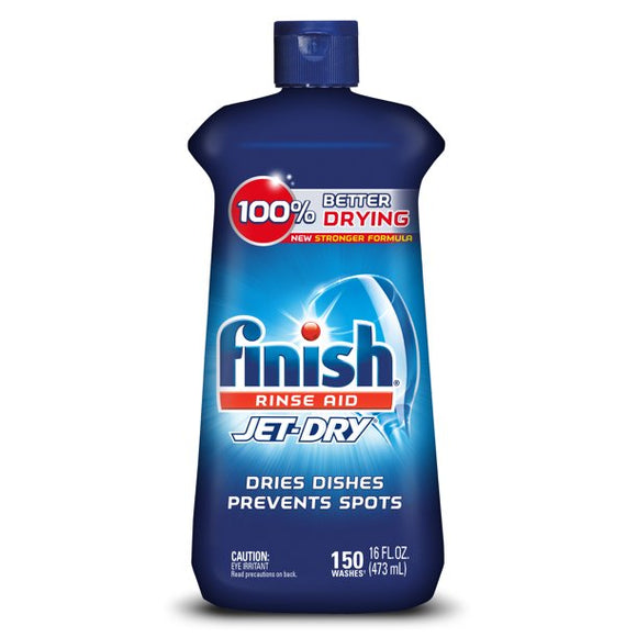 Finish Jet Dry Rinse Air (16oz)