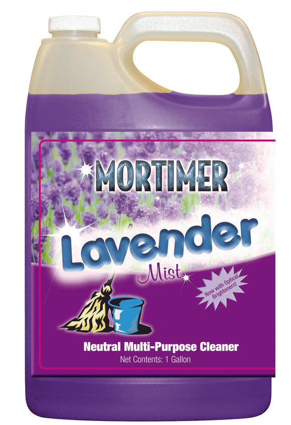 Lavender Mist Neutral Multi-Purpose Floor Cleaner.  (1GAL)