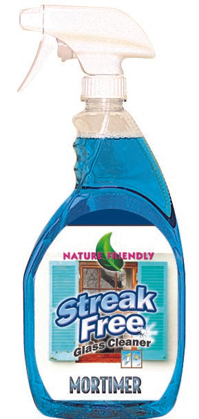 Streak Free Glass Cleaner. (ECO Friendly) 32oz