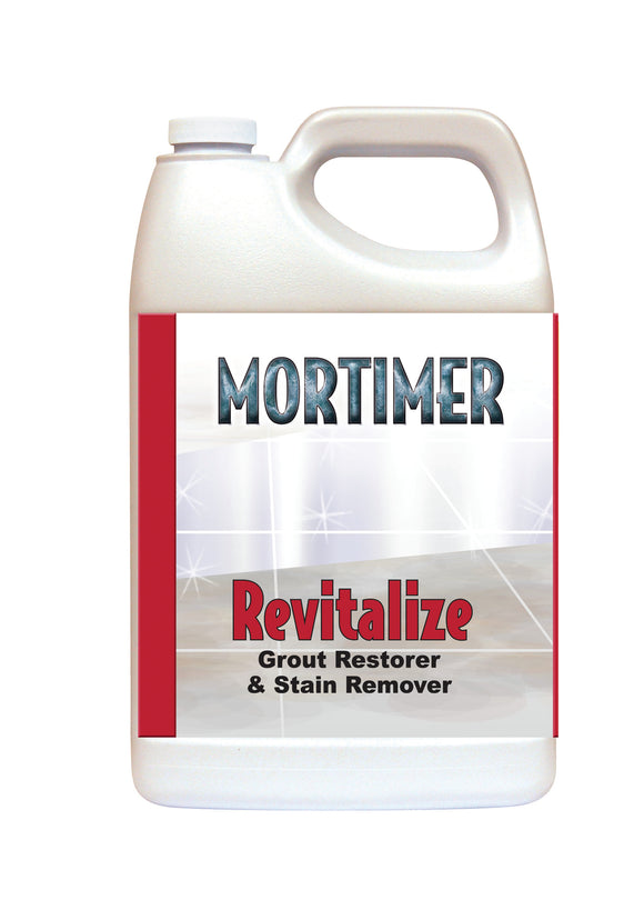 Revitalize Grout Restorer & Stain Remover (1GAL)