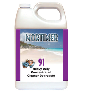 91 HD Concentrated Cleaner & Degreaser