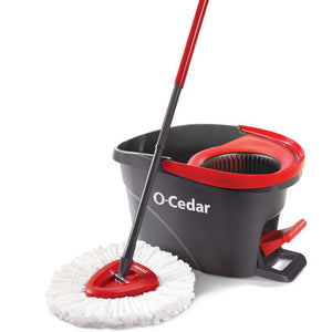 Easy Wring Spin Mop & Bucket System.
