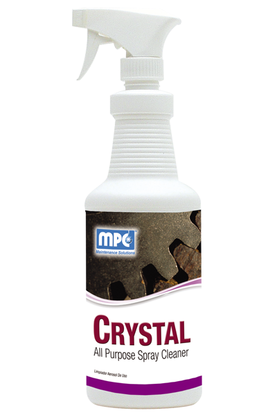 Crystal All Purpose Spray Cleaner. (32oz)