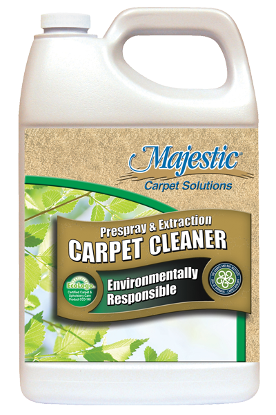 Majestic Carpet Pre-spray Cleaner. (1GAL)
