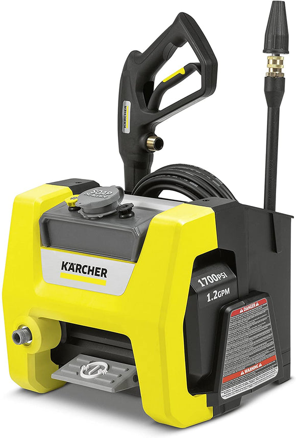 Karcher Electric Pressure Washer  (K1700 Cube)