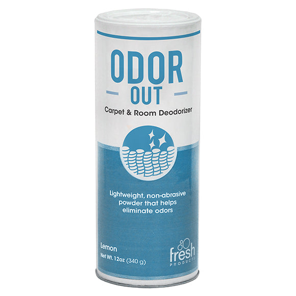 Odor Out Carpet & Room Deodorizer. 12oz