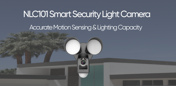 NLC101 Smart Security Light Camera