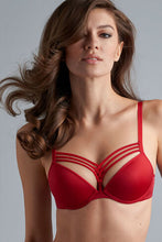 Load image into Gallery viewer, Marlies Dekkers Dame De Paris Push Up Strings Underwired Bra