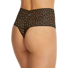 Load image into Gallery viewer, Hanky Panky O/S Retro Thong Signature Lace Prints