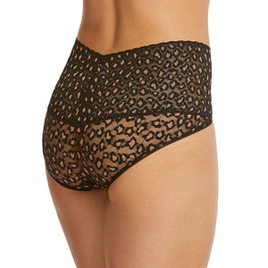 Hanky Panky Signature Lace Retro Vikini Cross Dye