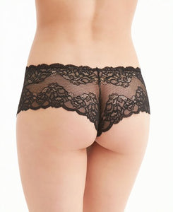 Montelle Cheekies Floral Seamless Lace Underwear