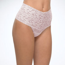 Load image into Gallery viewer, Hanky Panky Signature Lace Retro Thong Solid Colors