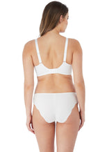 Load image into Gallery viewer, Fantasie Black + White Ana Moulded Spacer Side Support Full Cup Underwire Bra