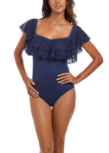 Load image into Gallery viewer, Fantasie Marseille Bardot Multi Way Underwire One Piece Swimsuit