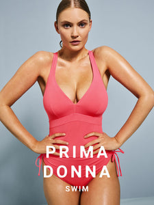 Prima Donna Swim SS21 Holiday Triangle Padded One Piece Swimsuit