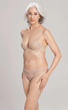 Load image into Gallery viewer, Natori Feathers Lace Plunge Underwire Bra