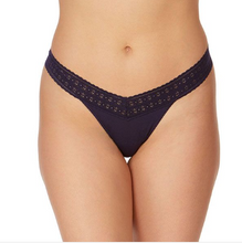 Load image into Gallery viewer, Hanky Panky Dream Tencel Low Rise Thong